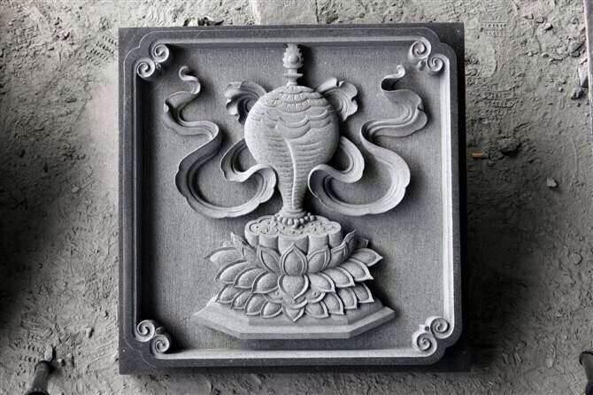 古建筑 - 剑川木雕